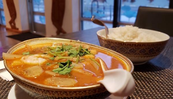 Tom Yum Goong Thai Shrimp Soup Authentic Thai Kitchen Phoenix